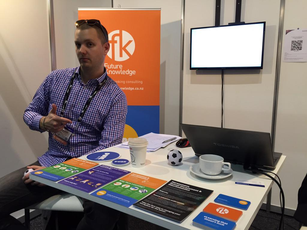 raf at nz hr conference elearning