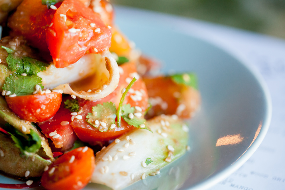 Heirloom Tomato Salad