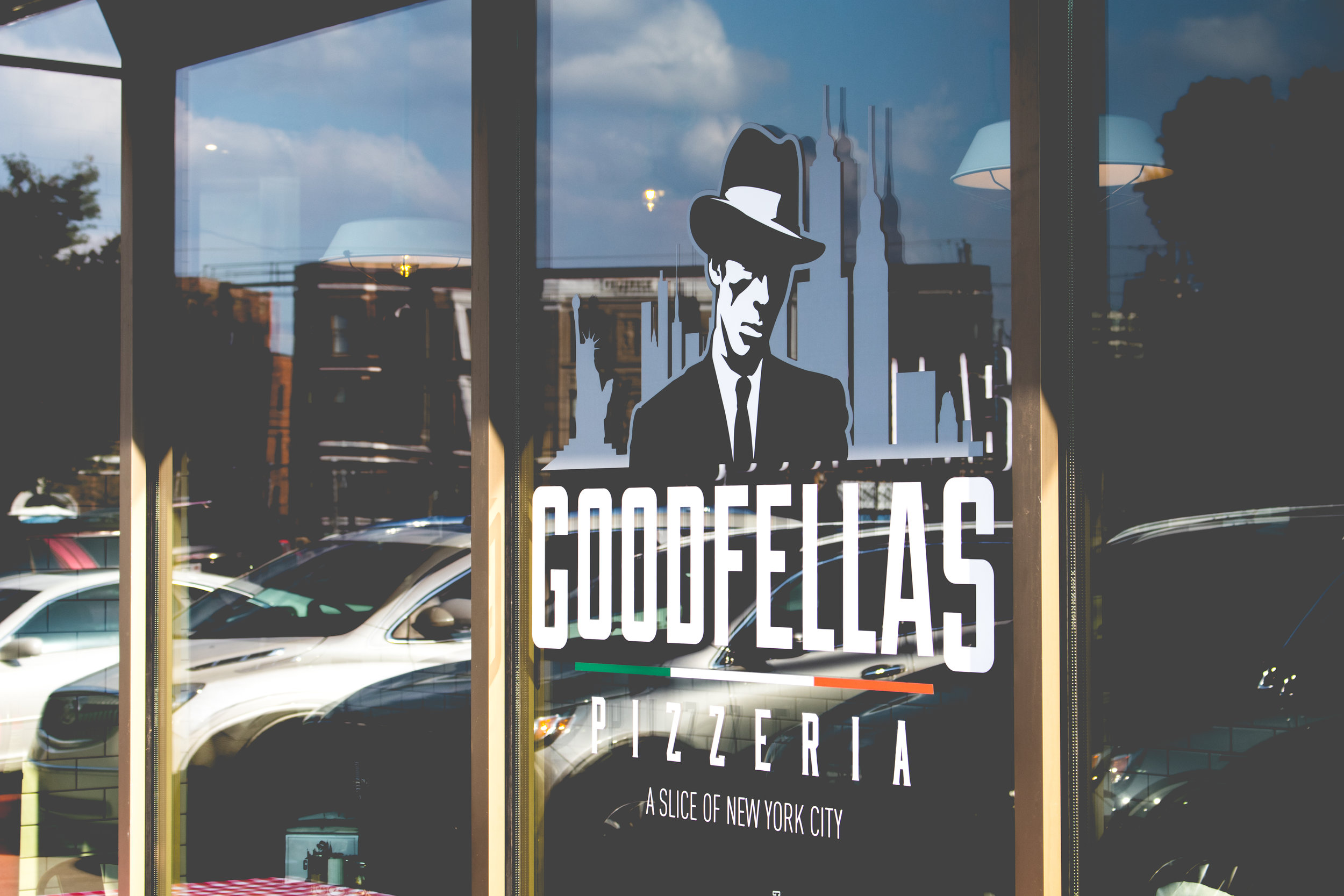 Episode 19: Bill Whitlow, Goodfellas Pizzeria & Wiseguy Lounge -