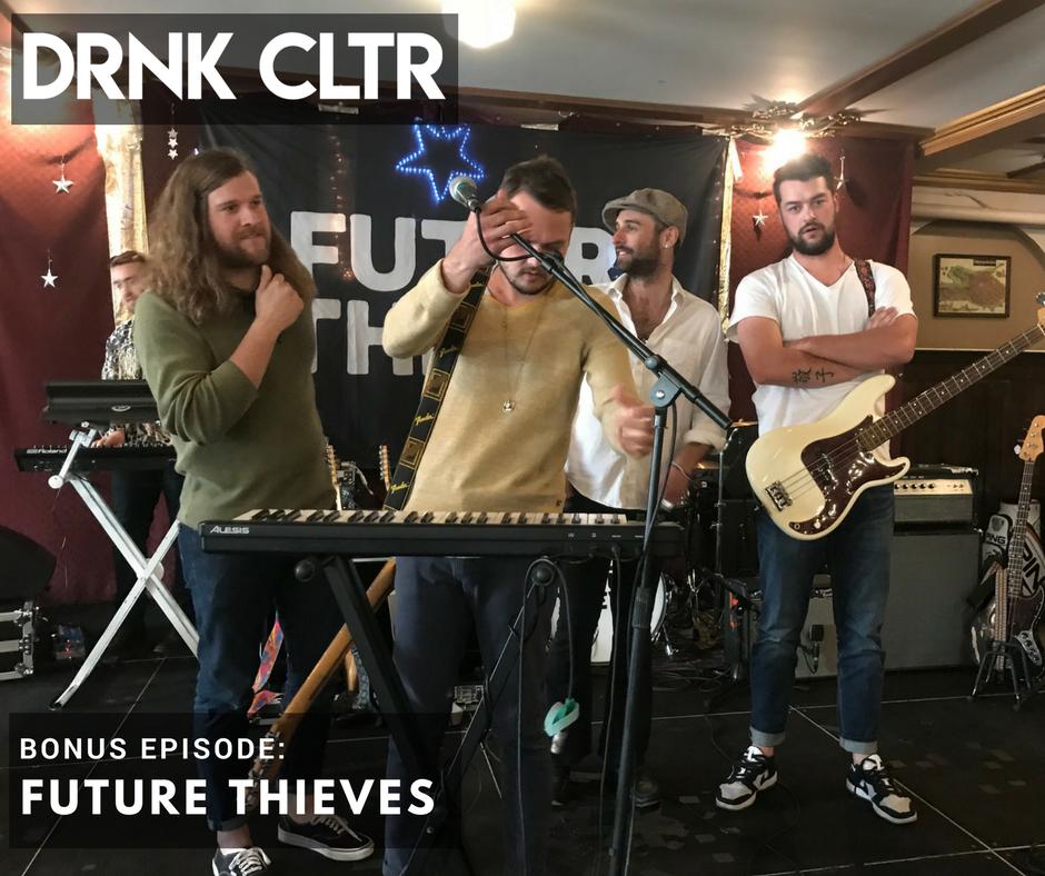 Bonus Episode:Future Thieves -