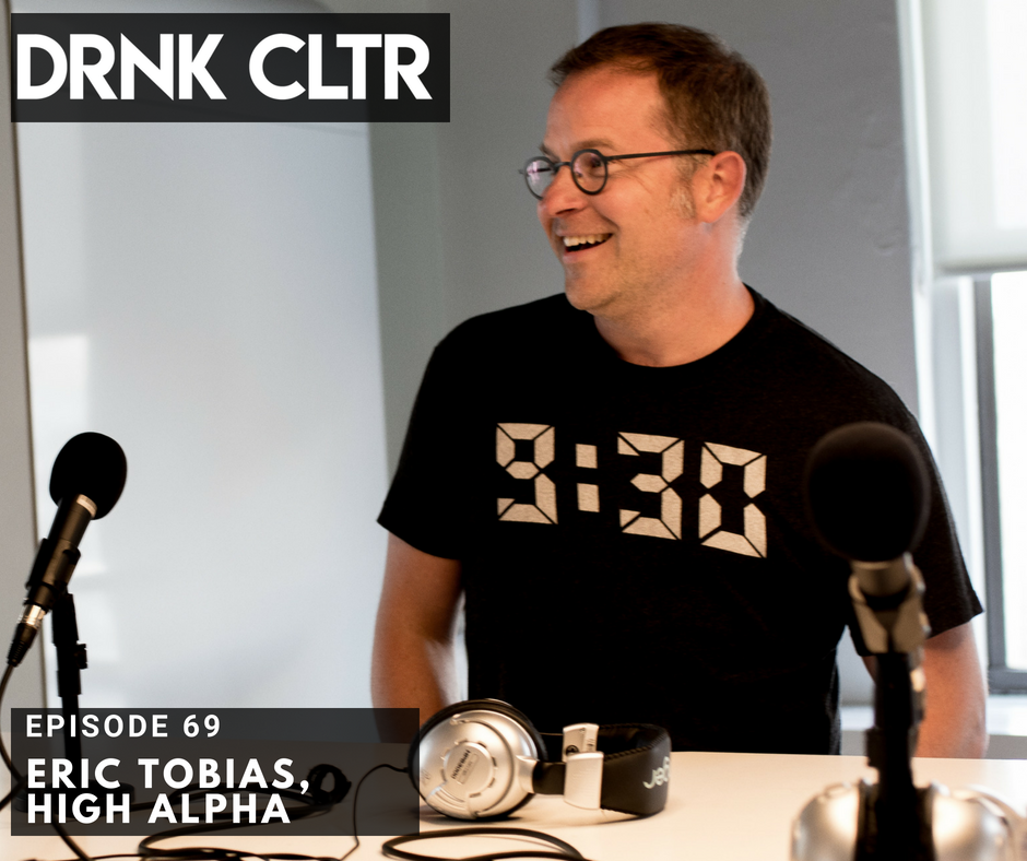 Episode 69: Eric Tobias, High Alpha -