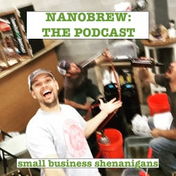 Nanobrew - Small Business Shenanigans - Books & BrewsBeing Vulnerable with Your Customers