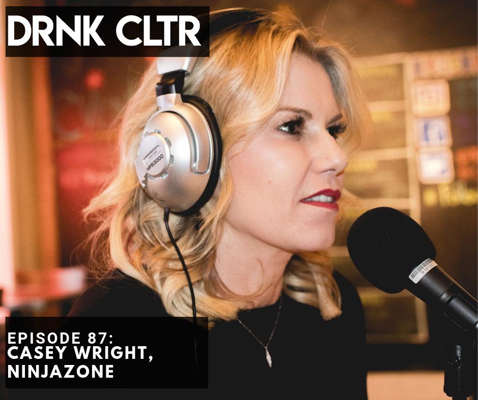 Episode 87: NinjaZone, Casey Wright -