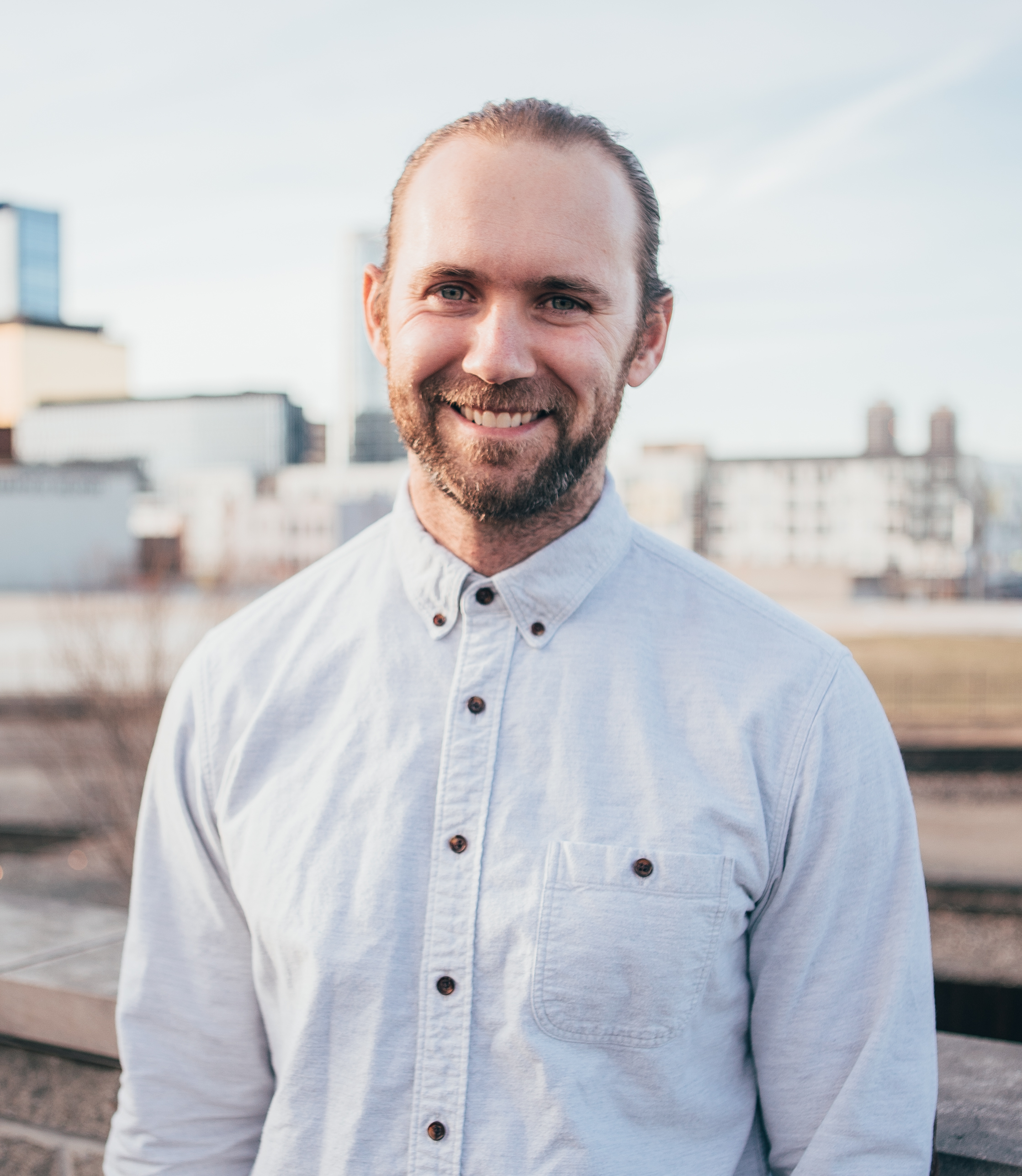 Jared Byczko @jabyczko Interviewer / Co- Founder / COO