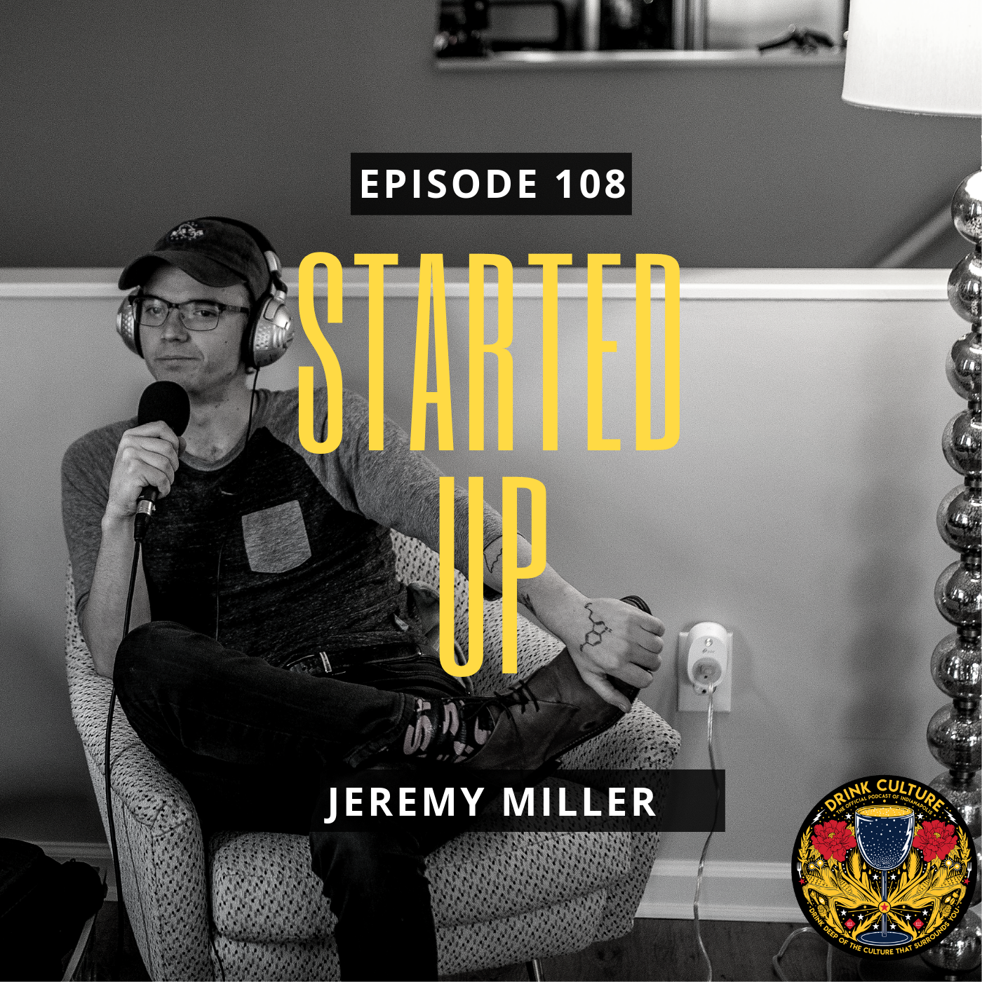 Episode 108: STARTedUp Foundation, Jeremy Miller -