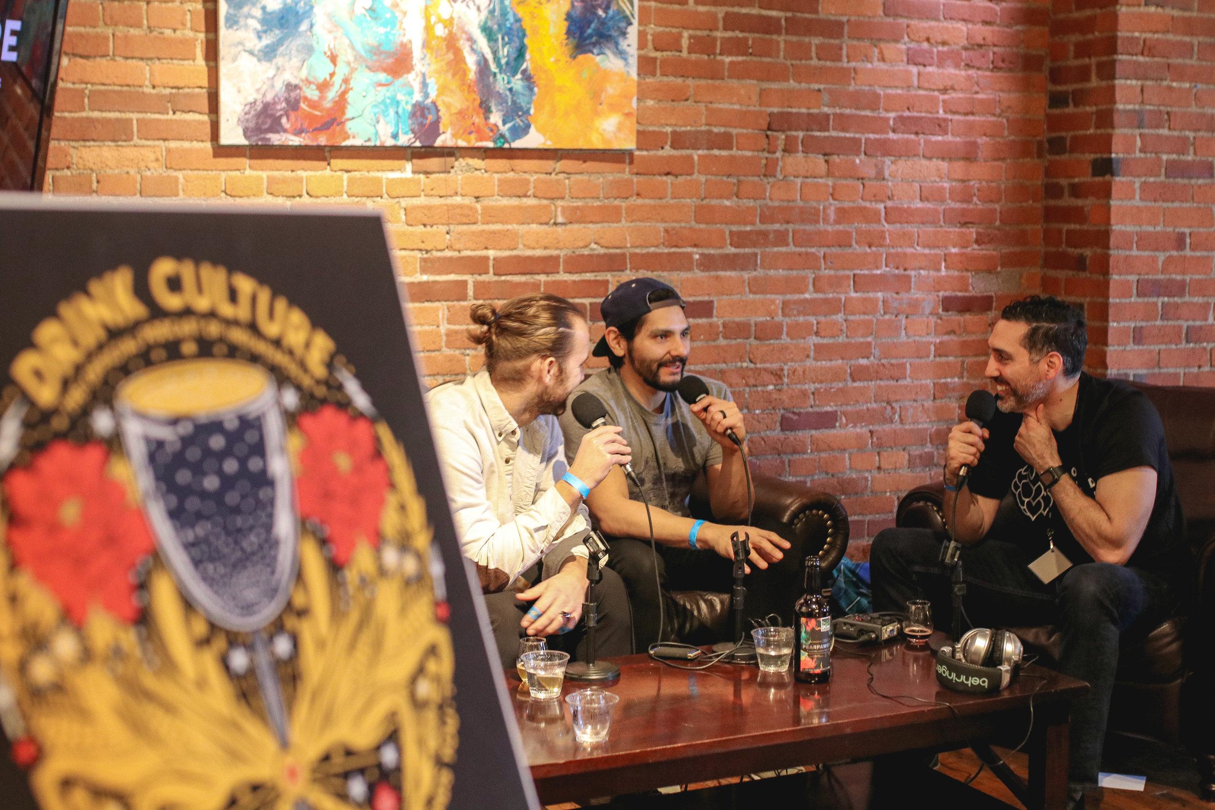 Drink Culture Live: Upland's Sour Wild Funk Fest 2019 with Pete Batule -