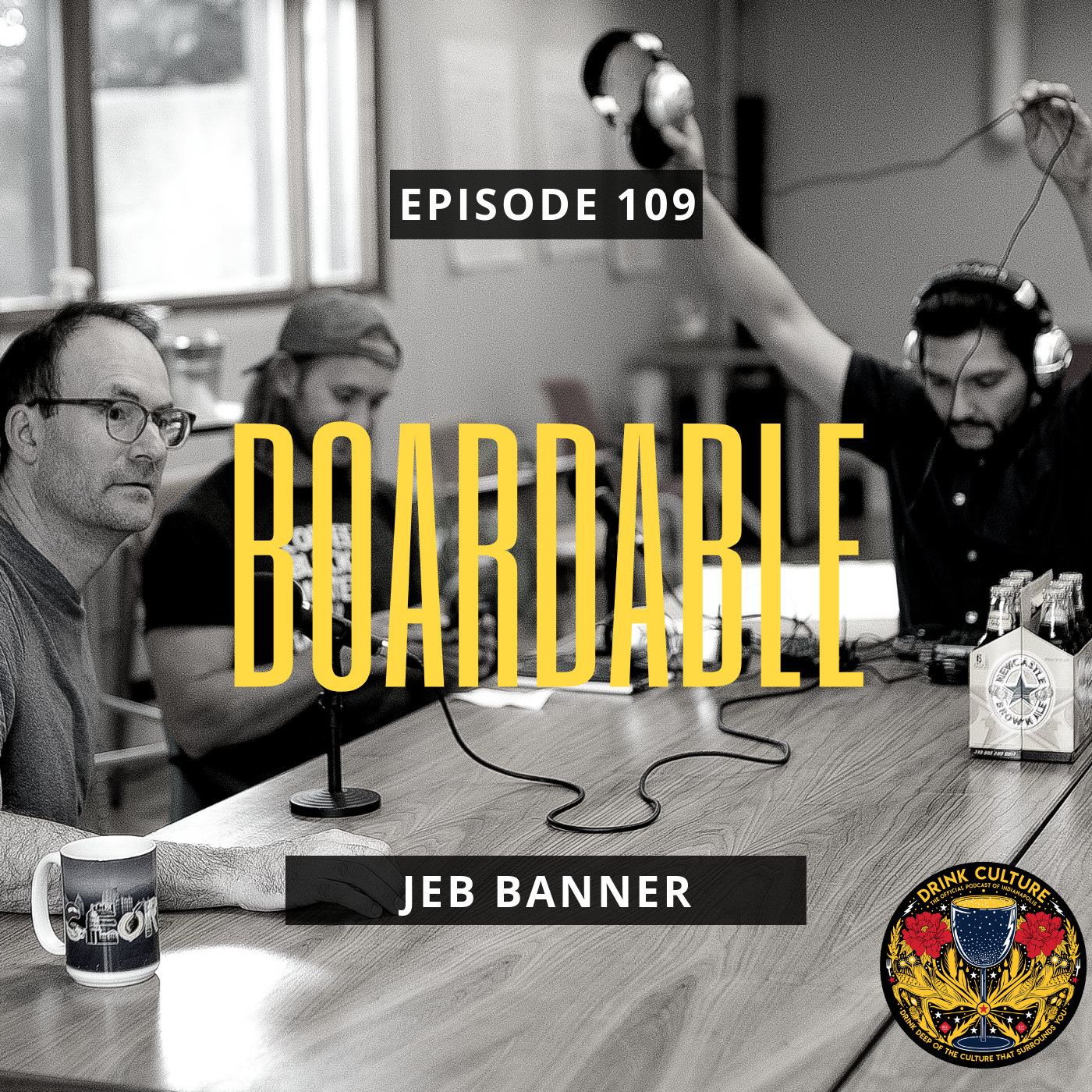 Episode 109: Boardable, Jeb Banner -