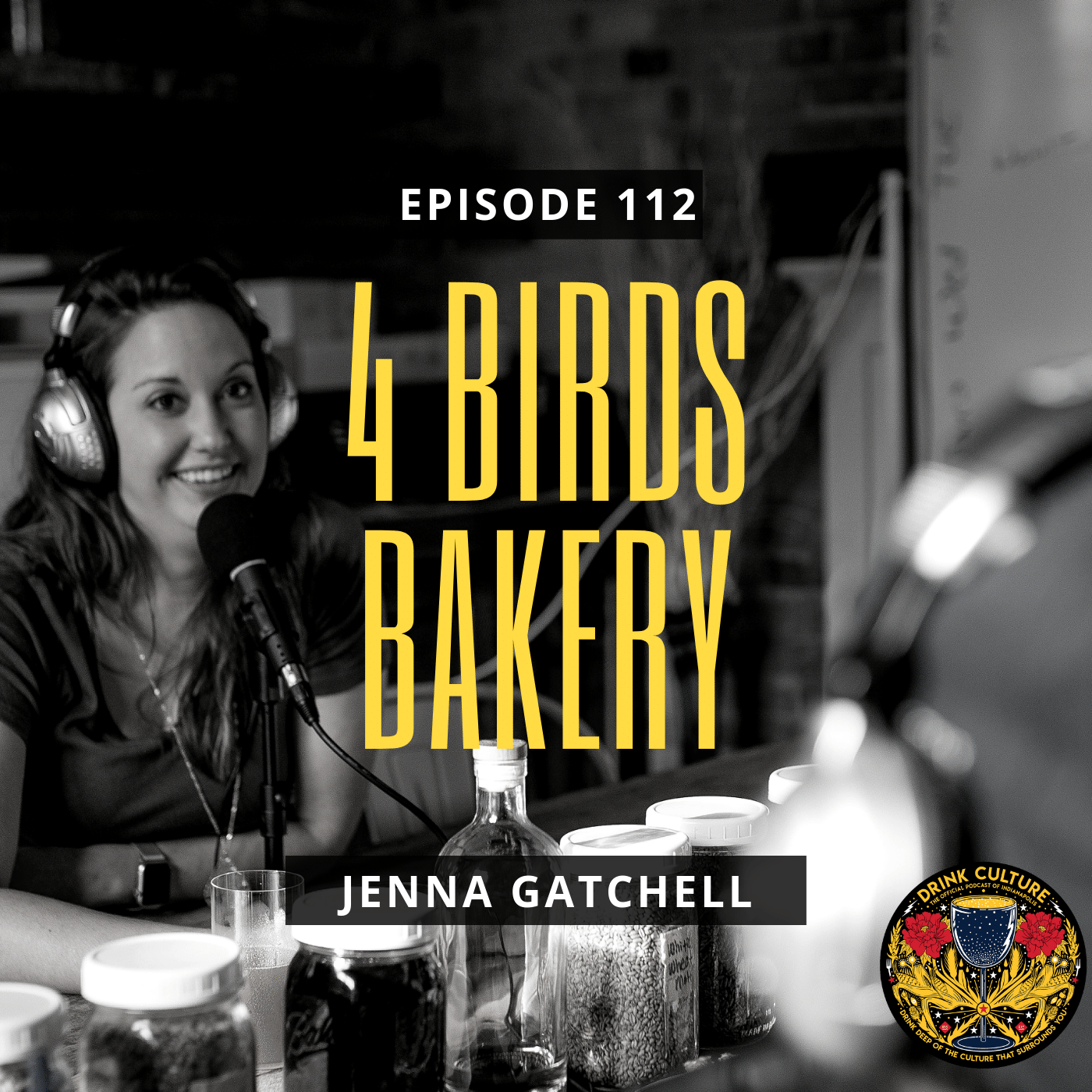 Episode 112: 4 Birds Bakery, Jenna Gatchell -