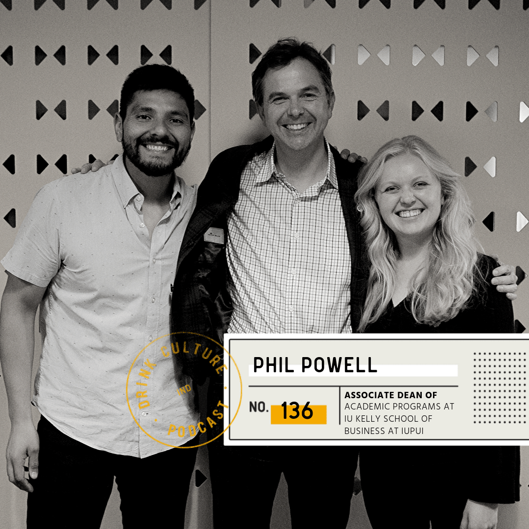 Episode 136: Phil Powell, IU Kelley School of Business at IUPUI -