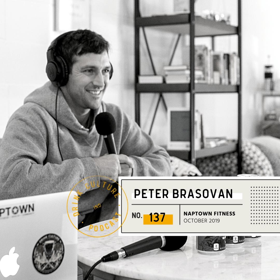 Episode 137: Naptown Fitness, Peter Brasovan -