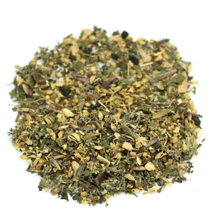 6. Spirit of Health Immune Boost Tea - This tea not only kills nasty pathogens, but it also tastes amazing with a little help from the Elderberries! Made with Echinacea, Elderberry, Astragalus and more, it increases white blood cell production and strengthens the body. Drink it to support your immune system or when that awful cold comes around. Plus you'll love the taste!
