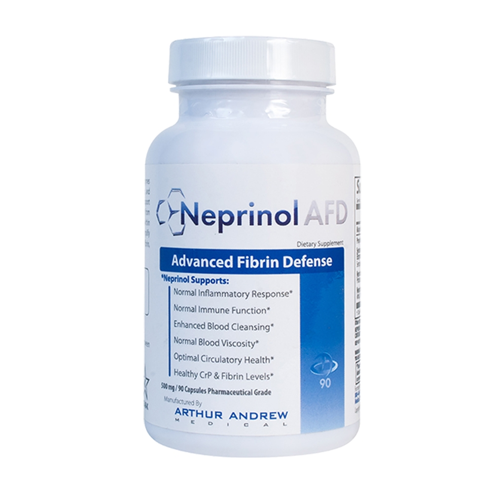 Neprinol - 1. It cleans the blood and removes arterial blockages.2. It has the power to lower blood pressure.3. It cleans up scar tissue and destroys viruses and bacteria.If you're looking for an effective all-in-one heart supplement that actually works, then Neprinol is our top recommendation.
