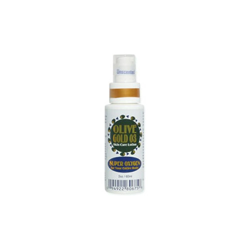 Olive Gold O3 - This is the best burn healer we've seen! -Apply to burns, wounds, ringworm or anything topical issue on the skin