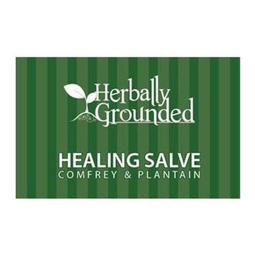 Healing Salve by Herbally Grounded - This is best wound healer we have ever seen!-Good for post-surgery or any wound or injury -Use on bug bites, snake bites or any other bite