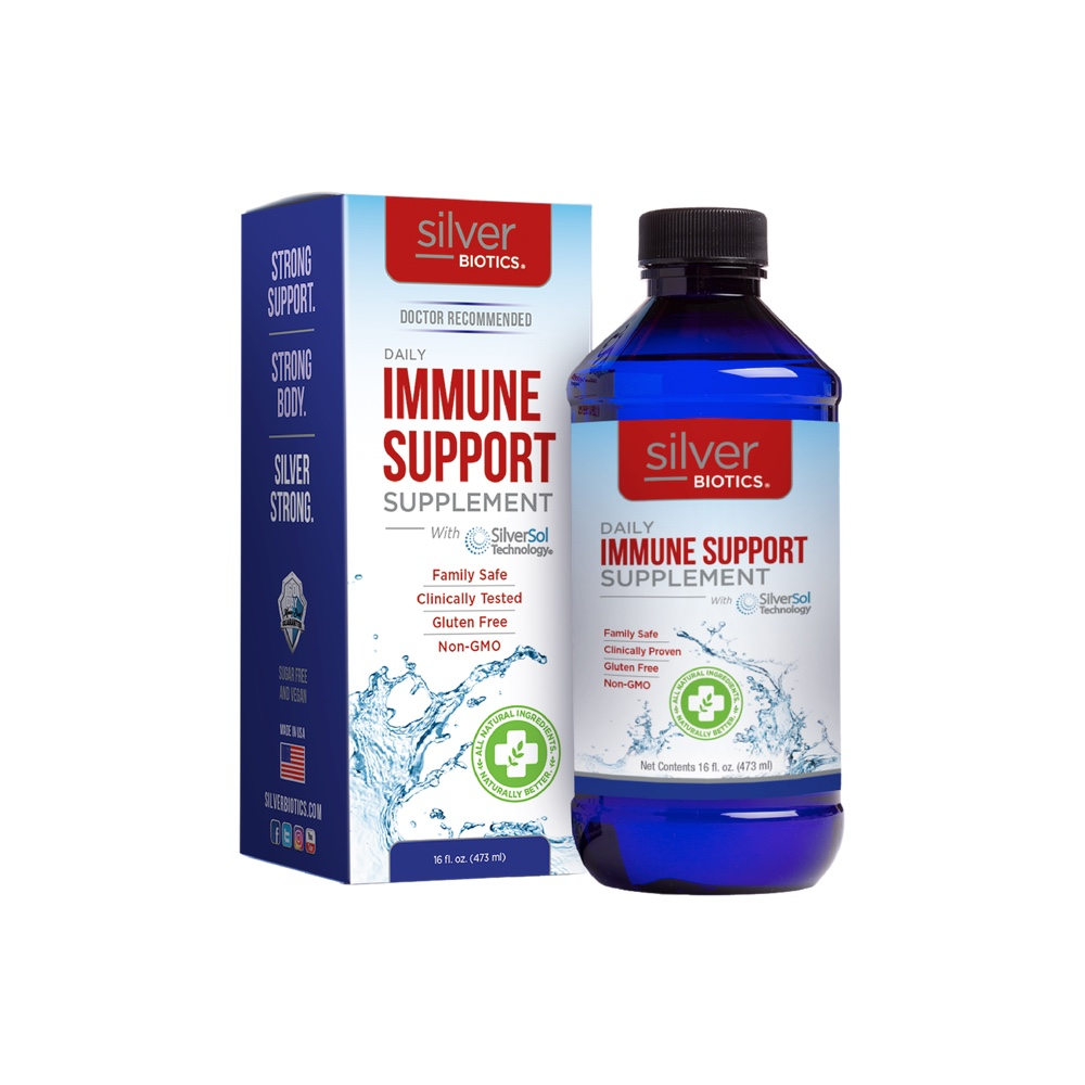 Silver Biotics - Silver Gel: An essential element in helping to rejuvenate and promote natural healing all over the bodySilver Liquid: Use to boost the immune system