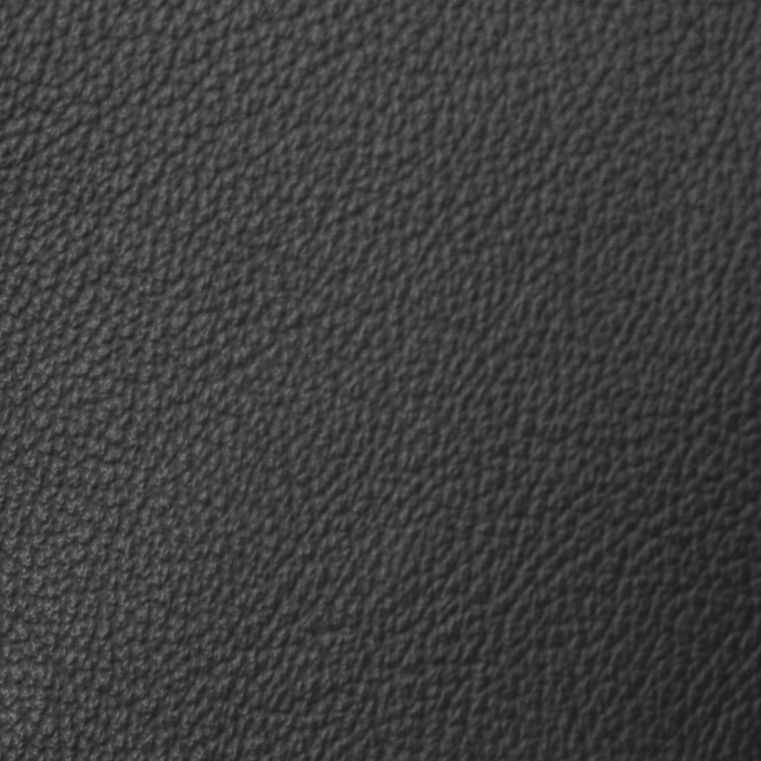 Leather: Charcoal