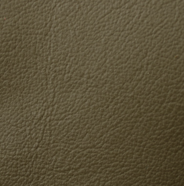Leather: Khaki