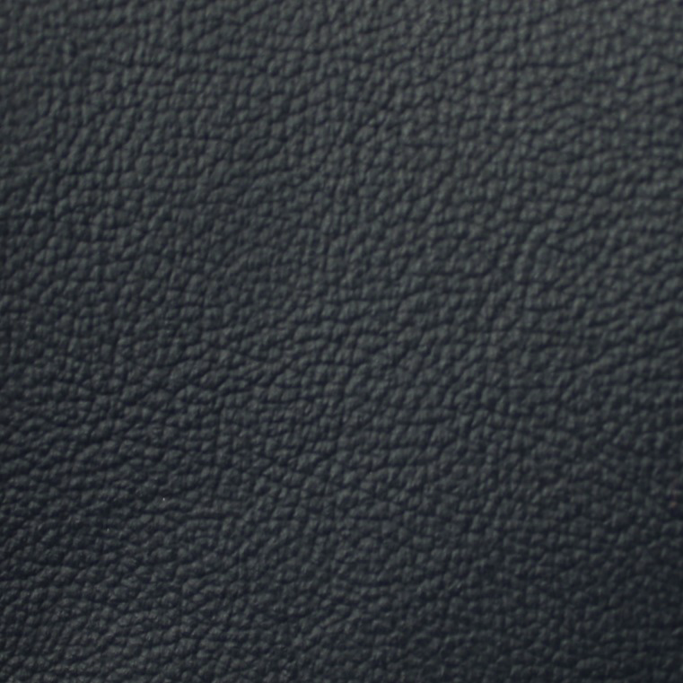 Leather: Navy