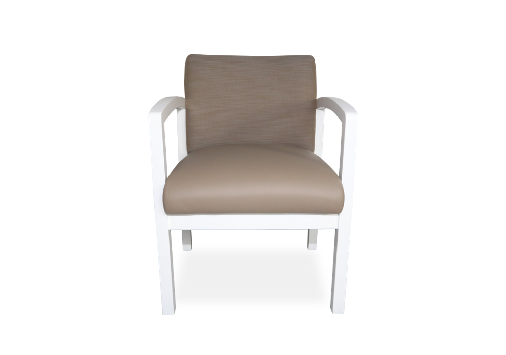 Model #745-L  - Single Seat Chair