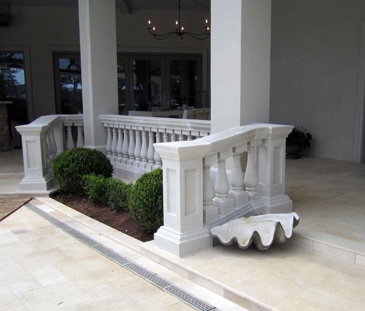 Cast Stone Balustrades-Seashore-B-005