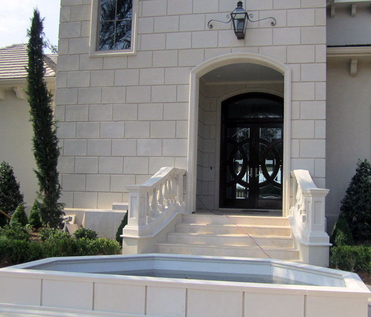 Cast Stone Balustrades-Elegant B-006