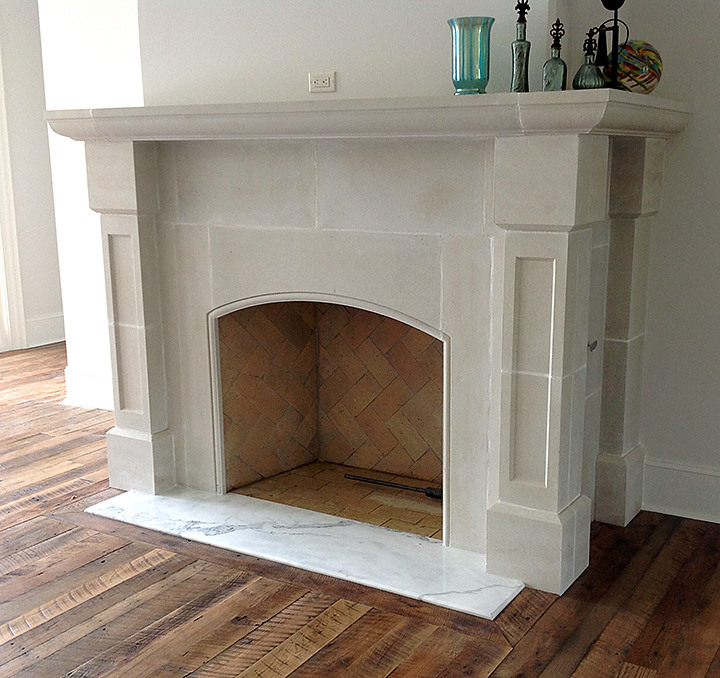 Cast Stone Fireplace-File-011