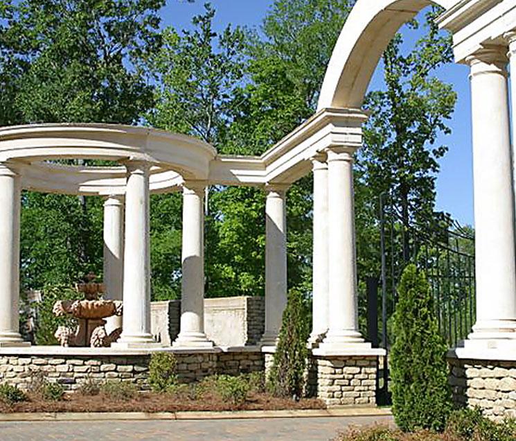 Precast Subdivision Entrance Jackson, MS E-003