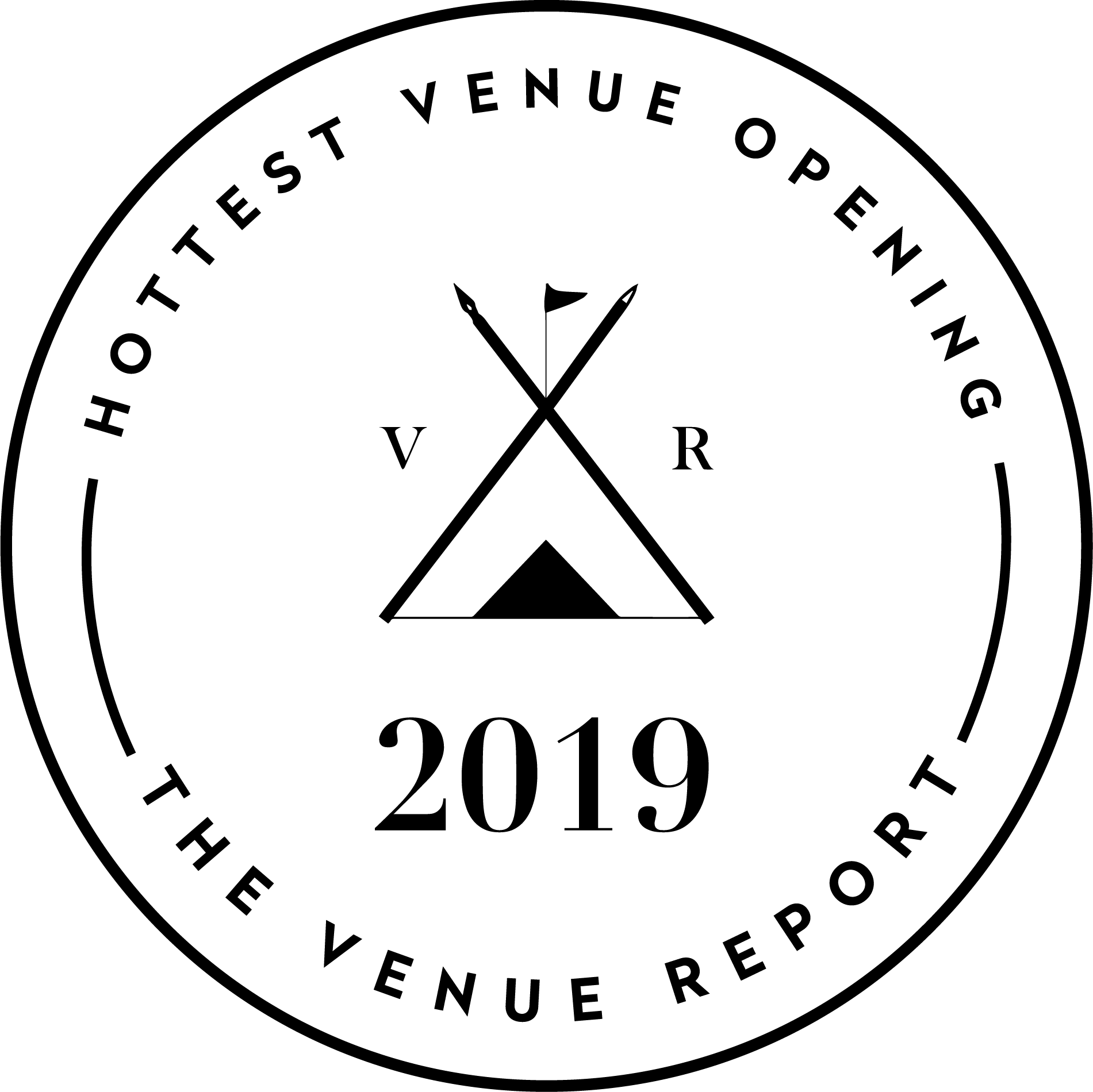 TVR Hottest Venue Opening badge.png