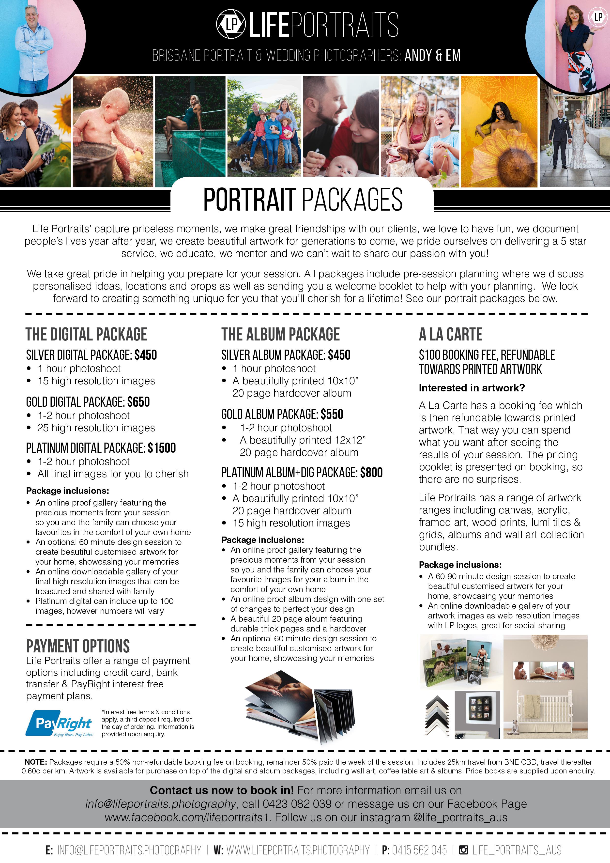 Brisbane Family Photography | Brisbane Wedding Photography | Brisbane Fitness Photography | Brisbane Photography Training | Brisbane Portrait Photographer