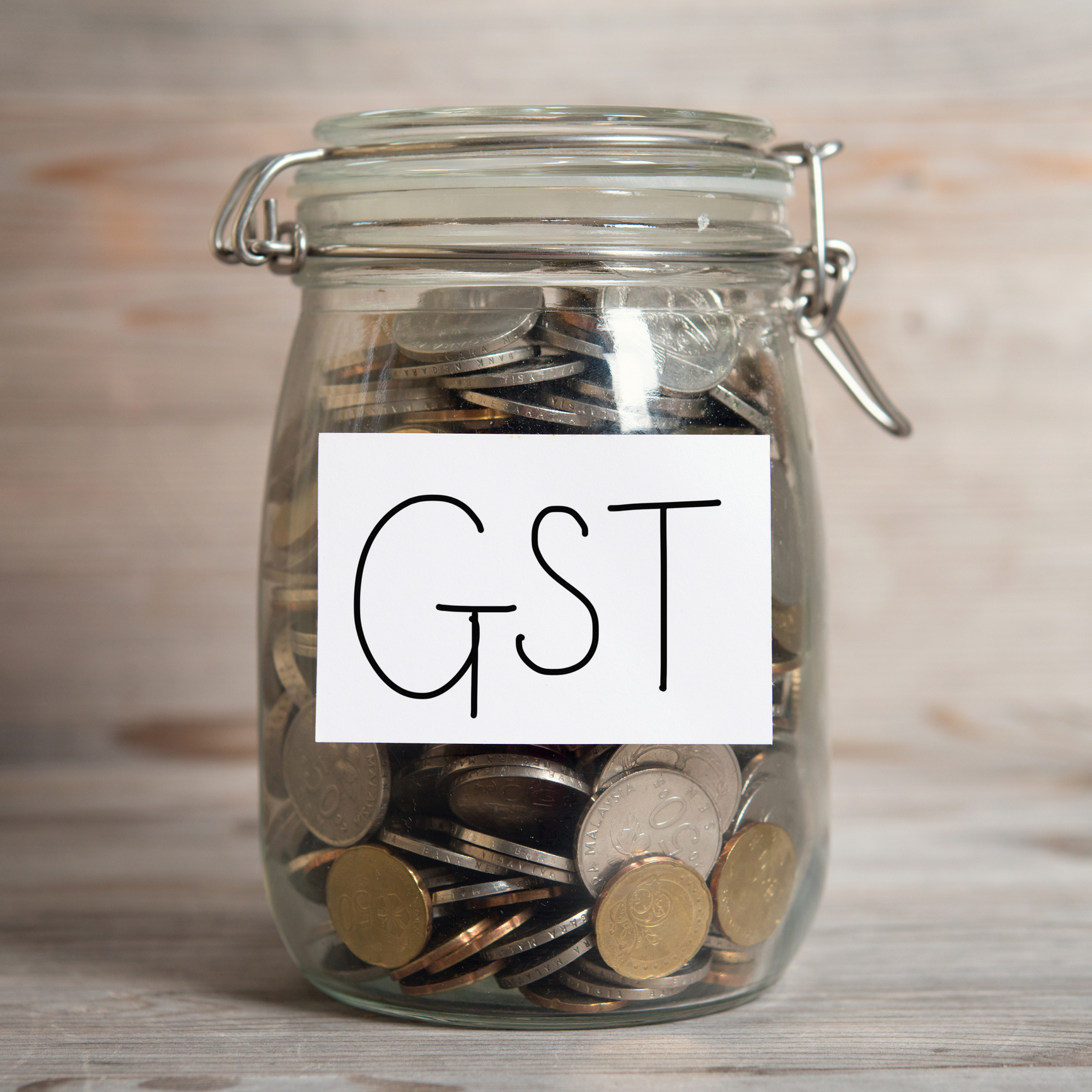 GST   Preparing  Checking  Submitting