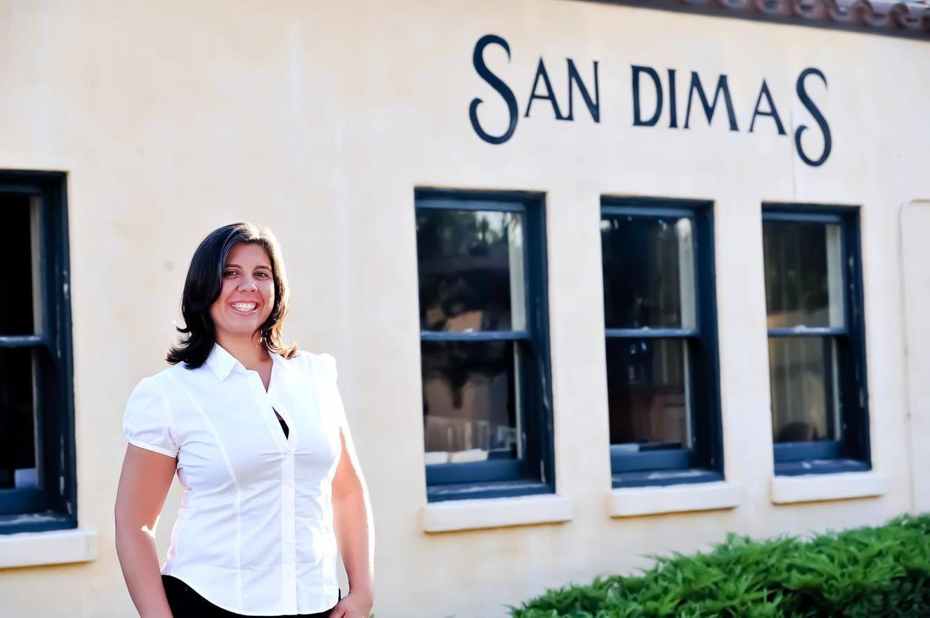 Lori Portrait - San Dimas Building.jpg