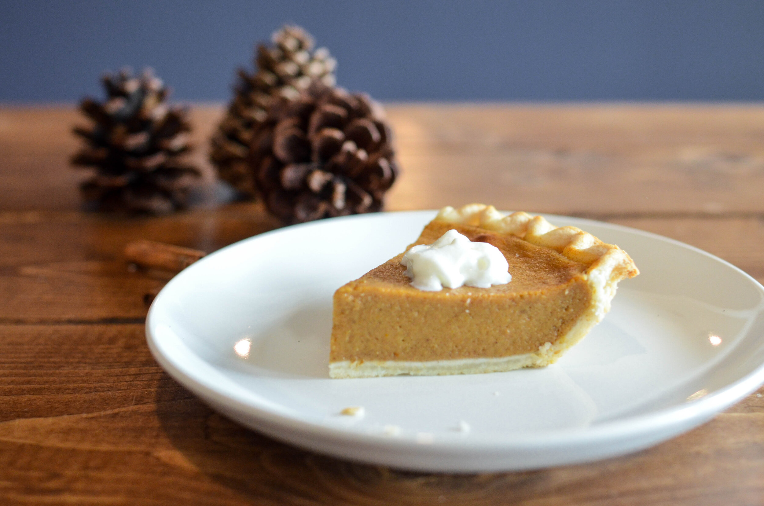 Guess what's in the mix? - Pumpkin pie Giveaway!