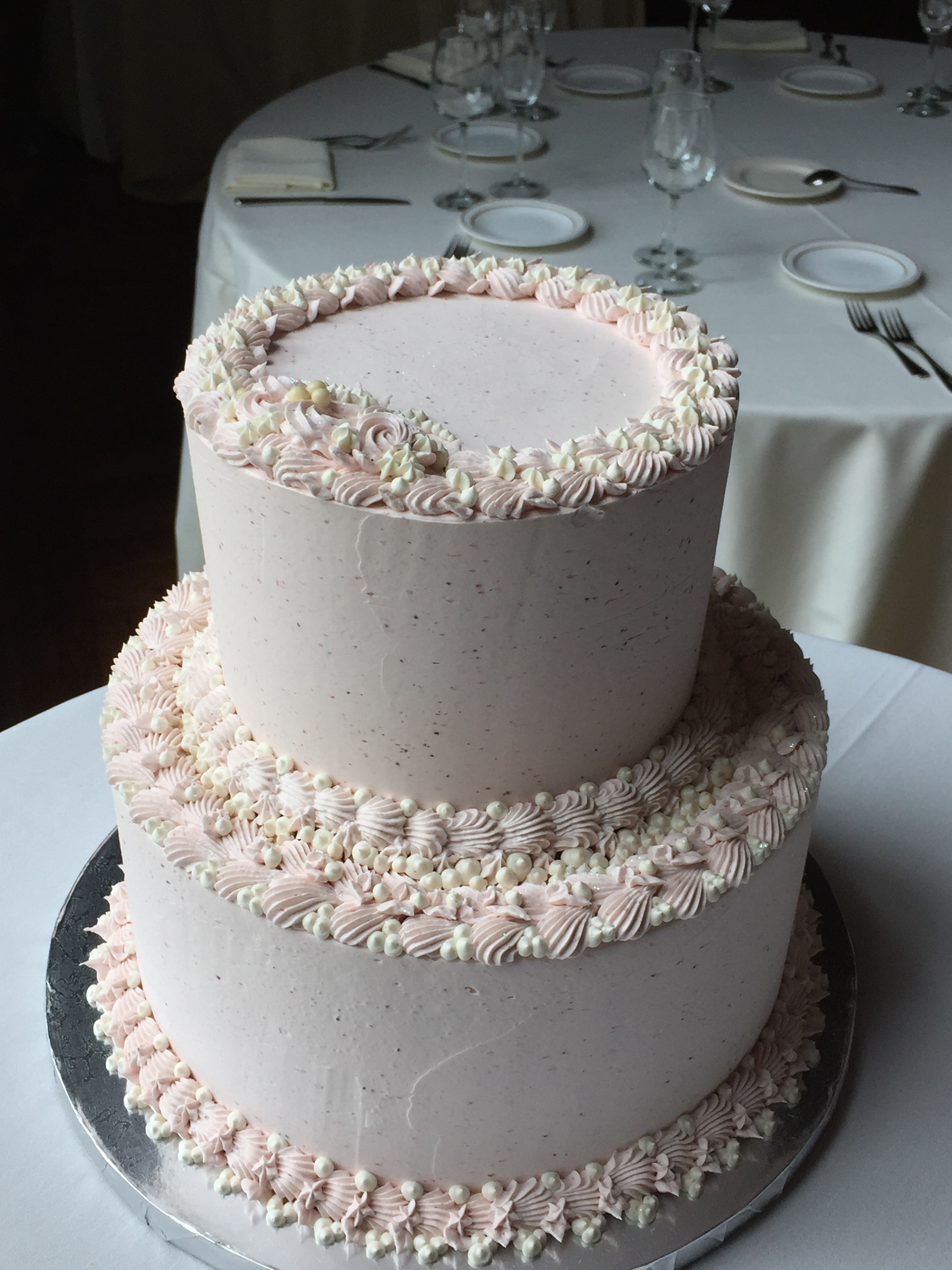 Simple and Elegant Tiers