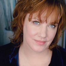 """KATHY FITZGERALD  §  """" Mertle """"  Currently in  Charlie and the Chocolate Factory . Other:  Wicked; 9 to 5; The Producers; Swinging on a Star ."""