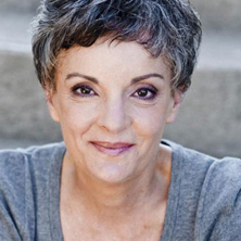 """JENNIFER SMITH """" Polly """"  Currently in  Anastasia . Other:  La Cage, The Producers; The Drowsy Chaperone; Tuck Everlasting."""
