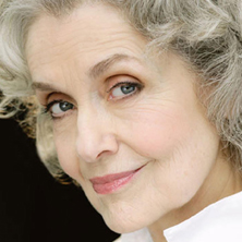 """MARY BETH PEIL  †§  """" Clara """"  Currently in  Anastasia . Other:  Les Liaisons Dangereuses; The Visit; Follies; Women on the Verge ."""