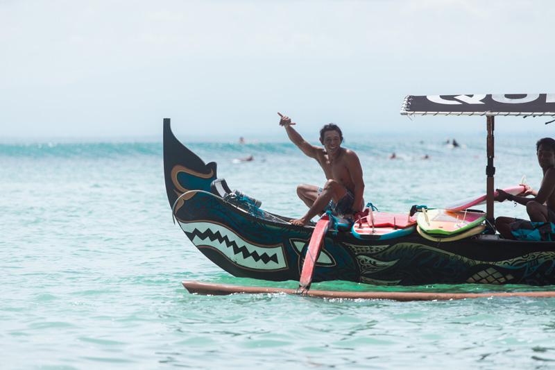 Quiksilver Bali Surf