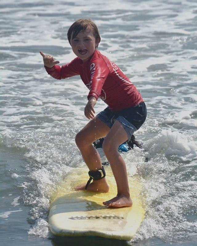 Surf Stoke at its best 🤙😜#welovetosurf #letsgosurfbali #learntosurfbali #surfprofessionals #QBSA