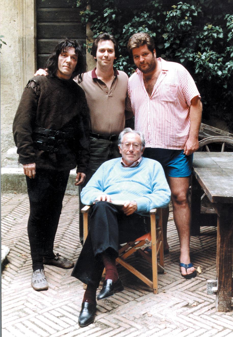 Richard, Albert Band, Mark Margolis & Stephen Lee