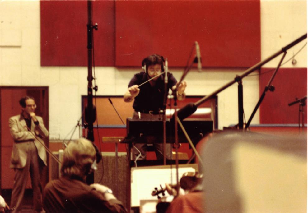 Band Conducting at  CTS STudios #2
