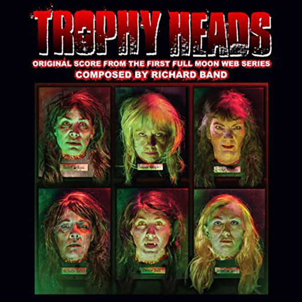 T    rophy Heads   RBCD-1003 - Original Album  $19.95