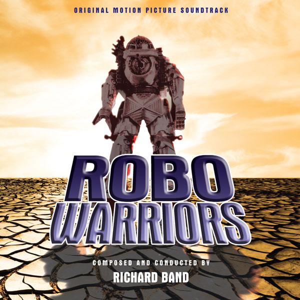 Robo Warriors   ISC291  $21.95