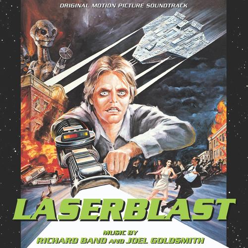 Laserblast   BSXCD 8807  $21.95