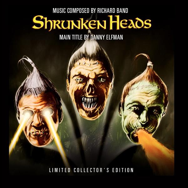 Shrunken Heads   MS 3130  $21.95