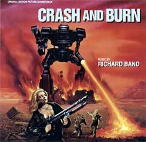 Crash and Burn   MAF 7033D  $21.95