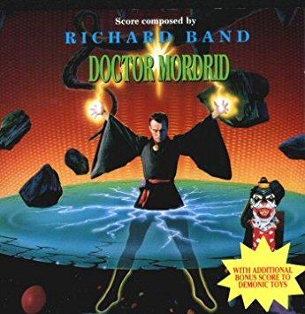 Dr. Mordrid / Demonic Toys     12985-2  $21.95