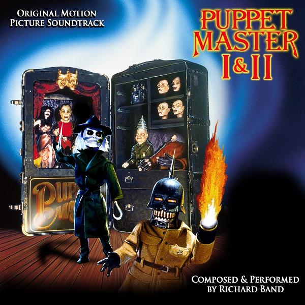 Puppet Master 1 & 2   WE00898  $21.95