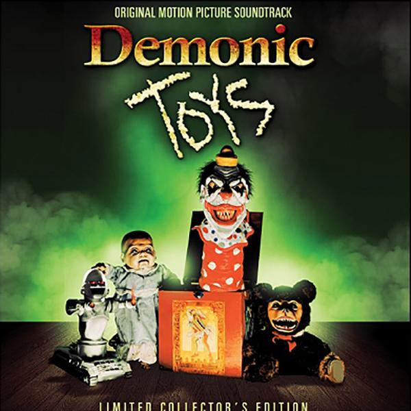 Demonic Toys   WE00885  $14.95