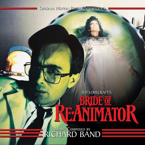 Bride of Re-Animator   BSXDDR603  $21.95