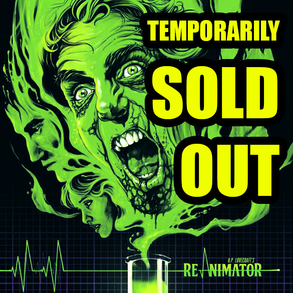 Re-Animator   WW001  $34.95